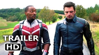 THE FALCON AND THE WINTER SOLDIER Trailer (2021)
