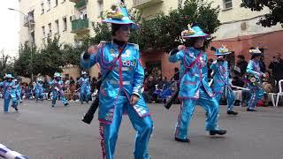 Vendaval, desfile de 2018