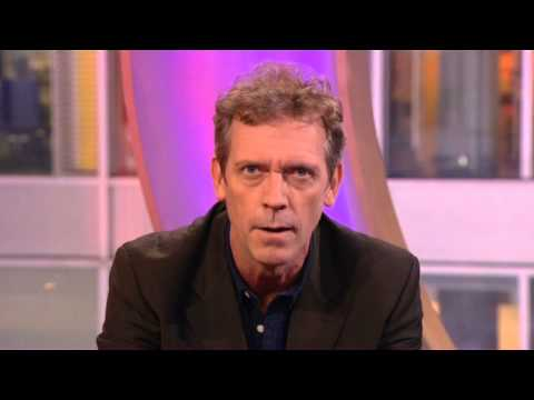 Hugh Laurie BBC The One Show 2013 - YouTube