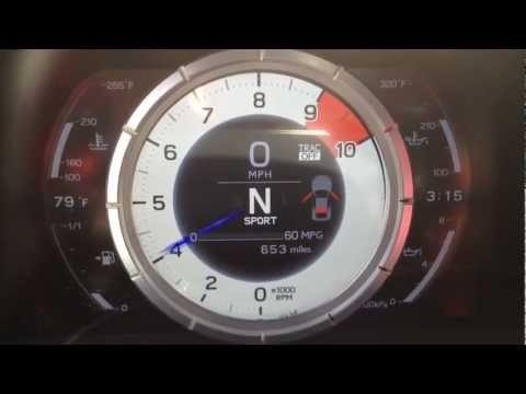 LFA tachometer
