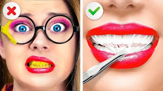 How To Become Popular Overnight | FUNNY WAYS TO BECOME POPULAR In SCHOOL FOR 24 HOURS By La La Life