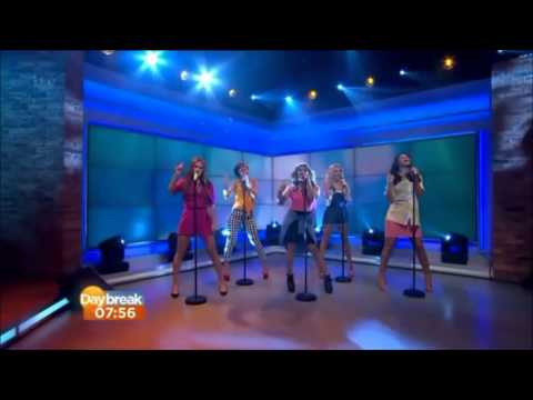 Baixar The Saturdays - What About Us (Live Daybreak)