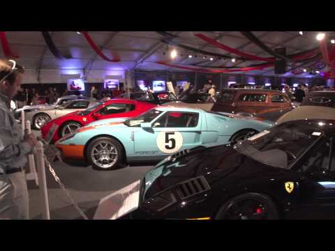 Pratte and Salon Collection Teaser — Barrett-Jackson Scottsdale 2015