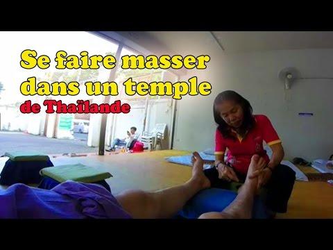 massages dans les temples