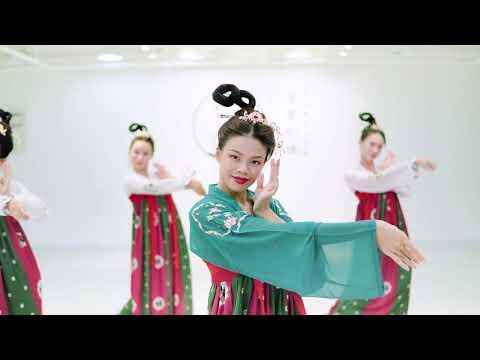 汉唐古典舞 长安十二时辰《清平乐》Thanh Bình Lạc (OST Trường An 12 Canh Giờ)