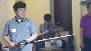 Final Billiards | CHO Myung Woo - Trần Quyết Chiến