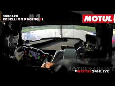 24h Le Mans: Free Practice