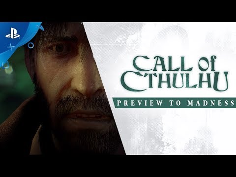 Call of Cthulhu: The Official Video Game Video Screenshot 3