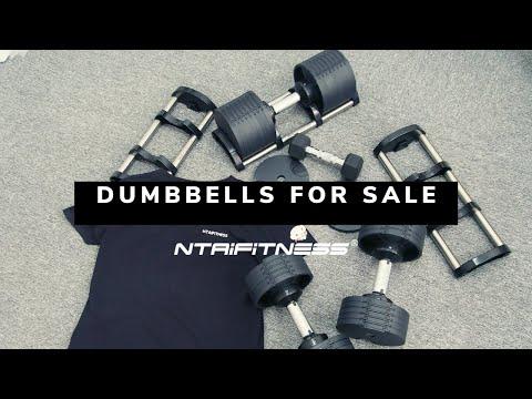 dumbbells for sale