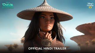 Raya And The Last Dragon (Hindi) Disney+ Hotstar VIP Movie Video HD