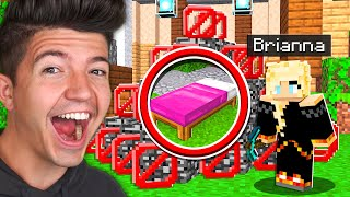 5 BEST Ways to Troll Minecraft YouTubers in Bedwars!