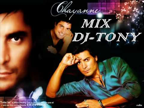 Chayanne mix dj-tony.wmv