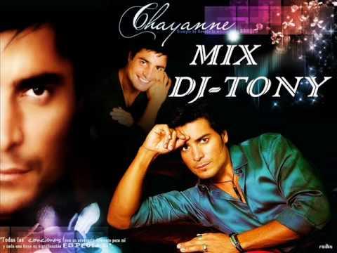 Chayanne mix dj-tony.wmv