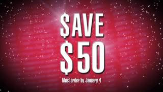 Save up to $50 Per Ticket this Winter at Jersey Boys