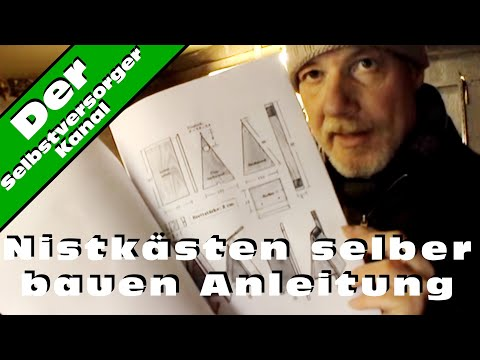 nistkaesten selber bauen anleitung youtube. Black Bedroom Furniture Sets. Home Design Ideas