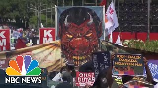 Leaders Make Power-Grabs As World Is Distracted By Coronavirus Pandemic | NBC News NOW