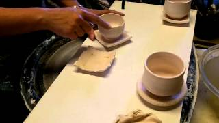 Glazing Pottery - How I Blackwash My Ceramics - A Hobby Potter Life