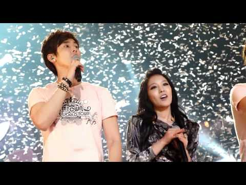 SMtown NYC * ENDING - Hope (BoA, Taeyeon Focus)
