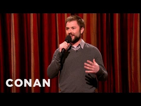 Adam Cayton-Holland Stand-Up 01/29/13 - CONAN on TBS ...