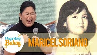 Magandang Buhay: Maricel funnily shares about her childhood