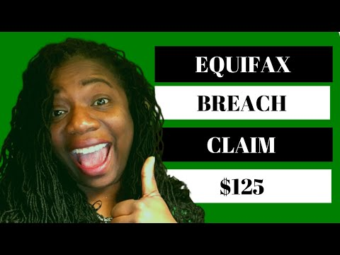 How To Submit Claim From Equifax Data Breach