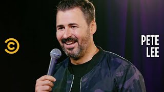 Chugging an Energy Drink in Less Than a Minute - Pete Lee - Stand-Up Featuring