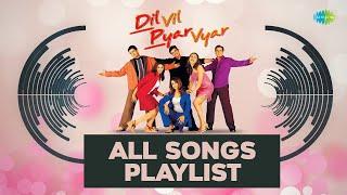Dil Vil Pyar Vyar | Full Album | Audio Jukebox | R Madhavan, Namrata, Sanjay Suri, Jimmy