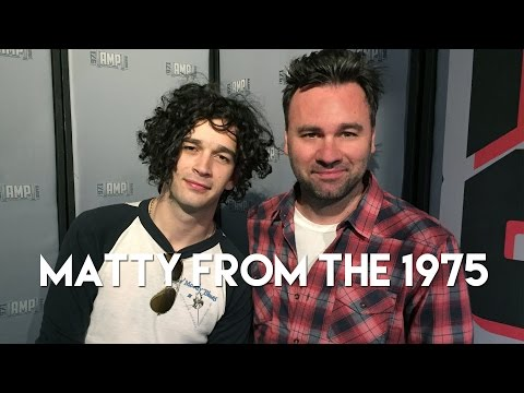 Matty From The 1975 Stops By for Surprise Interview