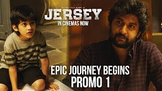 JERSEY- Post Release Promos(2)- Nani, Shraddha Srinath..