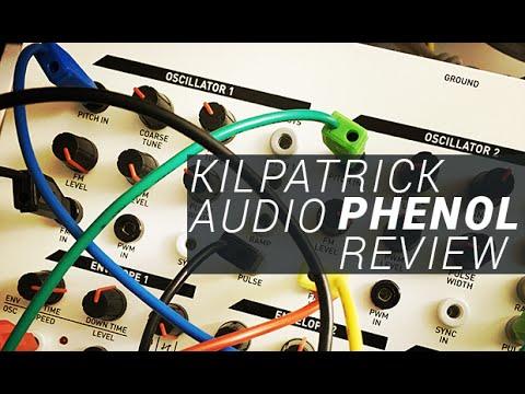 Kilpatrick Audio Phenol Review on BBoyTechReport