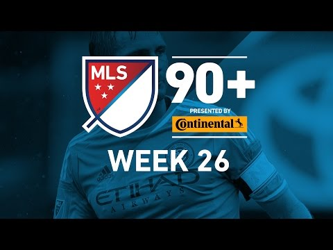Frank Lampard Honored & Chicago Wins Big | The Best of MLS, Week 26