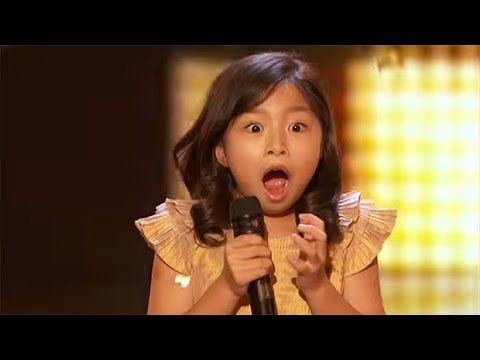 Celine Tam - ALL Performances America's Got Talent 2017