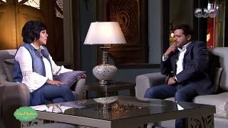 صاحبة السعادة | محمد هنيدي يكشف السر وراء شخصية رمضان مبروك أبو ...