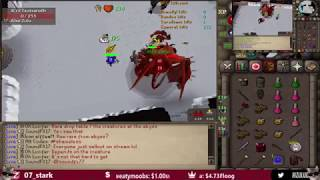 Zammy Pet Live Reaction + Loot From 1200 Kills