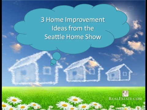 3 Home Improvement Ideas & Trends from the Seattle Home Show