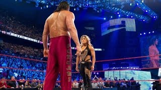 The Great Khali kissed, then ousted by Beth Phoenix: Royal Rumble 2010