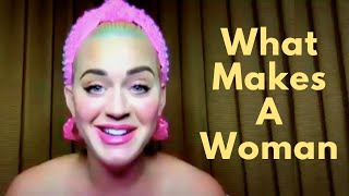 Katy Perry describes NEW song 'What Makes A Woman' & MORE! - Interview Sunrise Australia