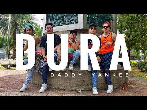 DURA by Daddy Yankee   Zumba   Reggaeton   Kramer Pastrana & Fritz Tibay