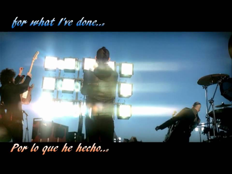 Video S Van Linkin Park What I Ve Done Music