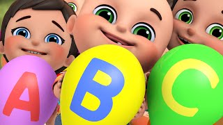 Phonics song - Alphabet  Song learning for kids - Nursery Rhymes from Jugnu Kids
