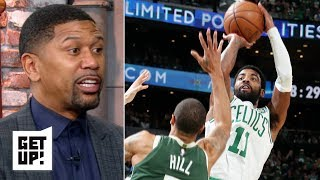 Kyrie Irving's bad shots in Game 4 hurt the Celtics, gave the Bucks momentum - Jalen Rose | Get Up!