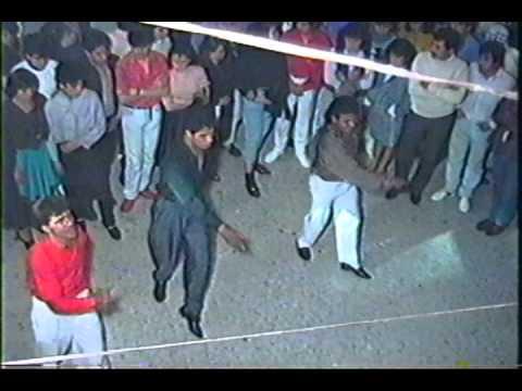 MontunoClubPensil.Traviesos,Ritmo y Salsa,CaliRumba-Marzo1990-SalonCosmos2000.avi
