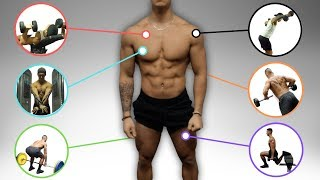 """The Best Science-Based Full Body Workout for Size and Strength (""""Workout B"""")"""