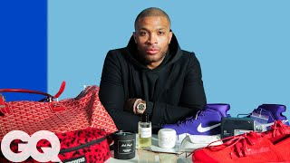 10 Things PJ Tucker Can't Live Without | GQ