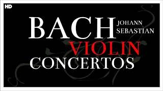 2 Hours Bach Violin Concertos | Classical Baroque Music | Focus Reading Studying