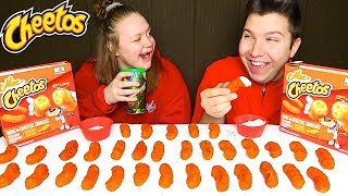 Meeting My Sister For The First Time • Mac N' Cheetos • MUKBANG
