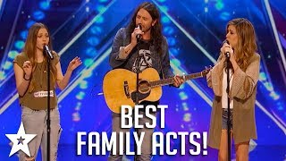 Top FAMILY ACTS on Got Talent! | Got Talent Global