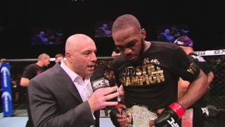 UFC 172: Jon Jones Post-Fight Octagon Interview