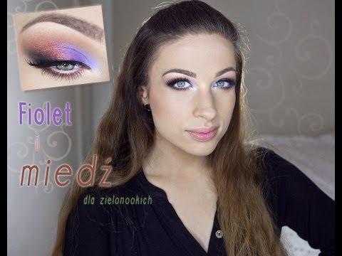 Jak Zrobić Makijaż Dla Zielonych I Niebieskich Oczu Porady
