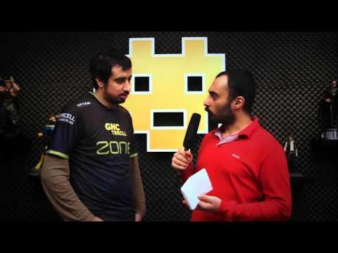 """Berk """"ZONE berserkci"""" Elçi Hearthstone Multiplayer TV  Röportajı"""